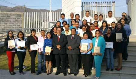 Culmina con éxito curso sobre Sistema Procesal Penal en la ESZi