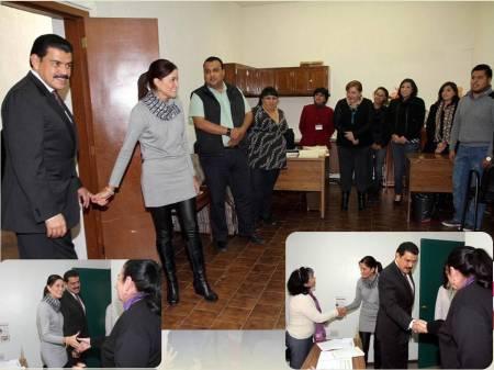 el gobernador visita el dif hidalgo
