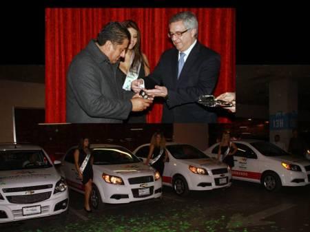 entrega de autos en mineral de la reforma