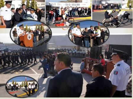 fortalecen policica municipal de pachuca