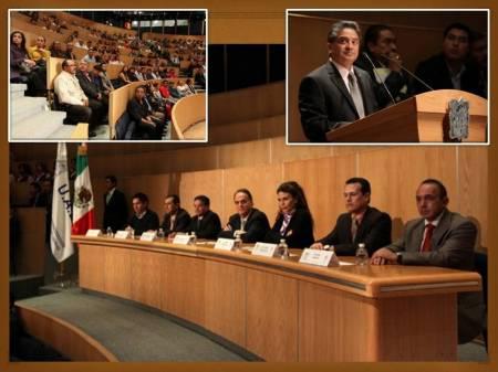 Secretario general del SUTEUAEH rinde primer informe de actividades