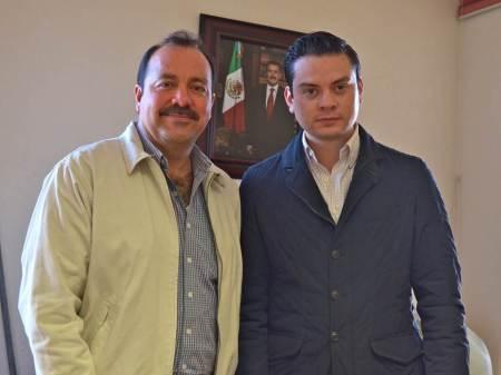 Carlos Alberto Vázquez Benítez como Director General de Evaluación