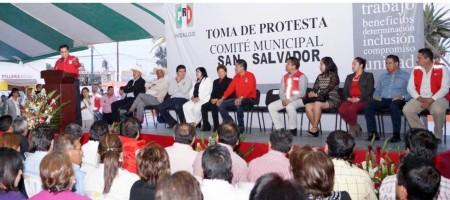 comite municipal san salvador pri