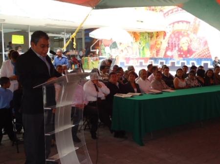 conmemoracion en tizayuca de natalicio benito juarez