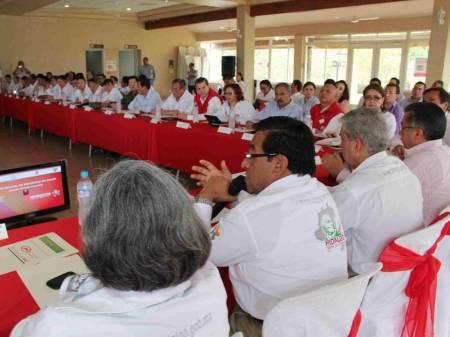 reunion sector salud