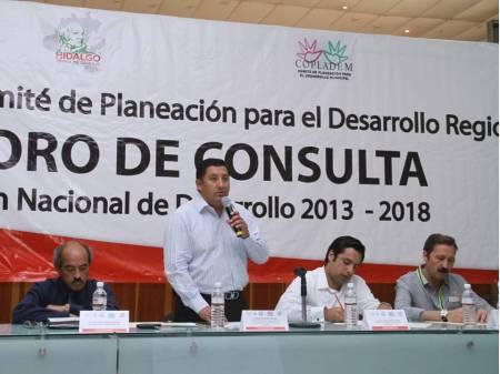 foro plan nacional de desarrollo