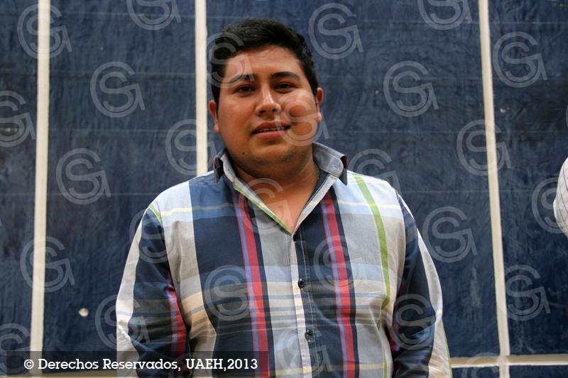 Omar Nájera Pérez, nuevo presidente de la Sociedad de Alumnos del ICBI