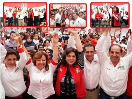 ivonne ortega apoya candidatos de pachuca