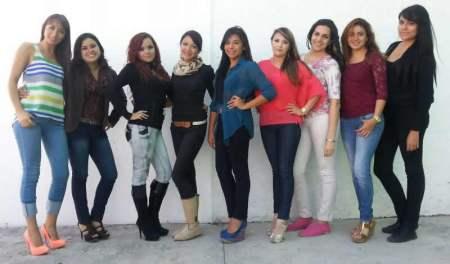 Candidatas a Reina Feria Pachuca, Hidalgo 2013 (4)