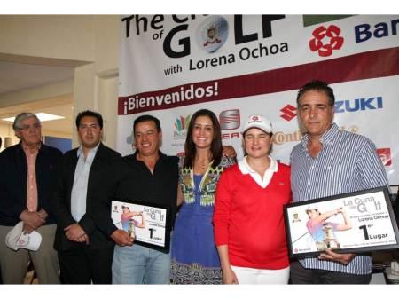 donacion torneo golf