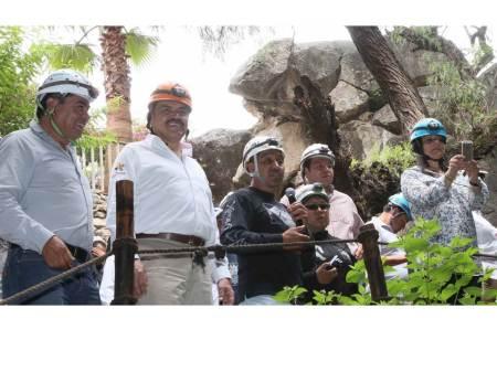 fortalecimiento turistico de hidalgo