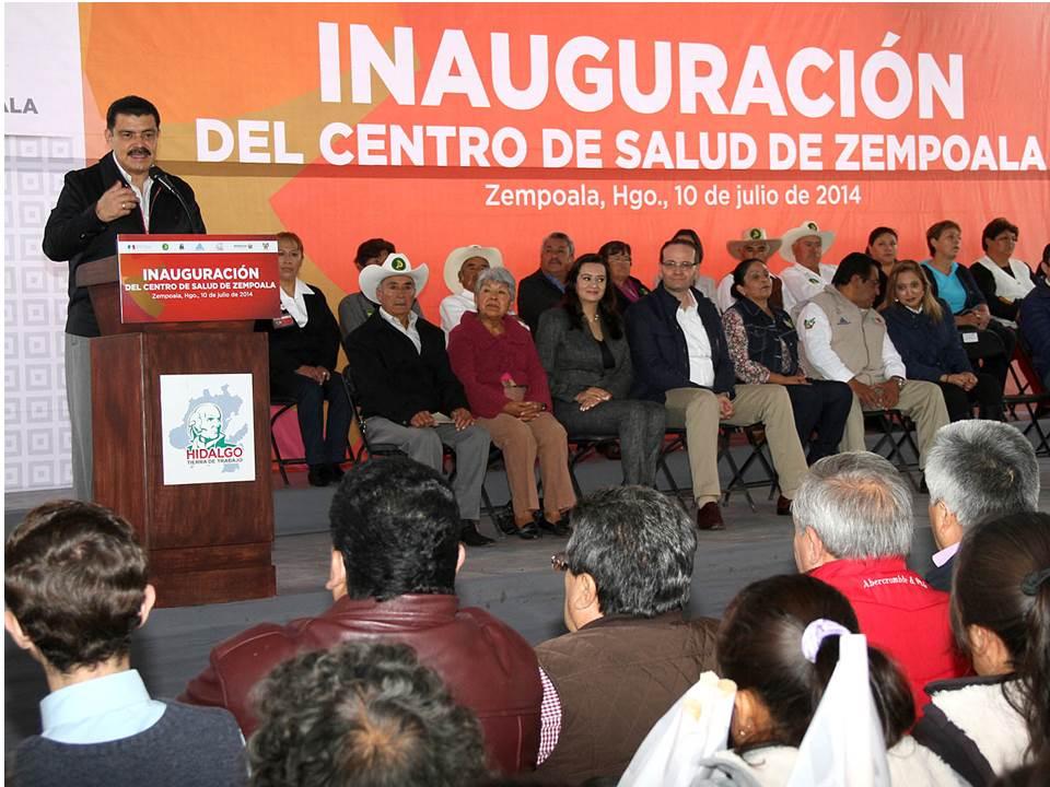 Francisco olvera inaugur moderno y funcional centro de - Centro de salud aravaca ...