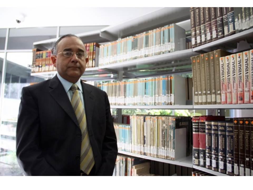 director de red de bibliotecas