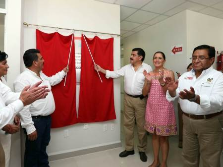 nuevo centro de salud en huejutla