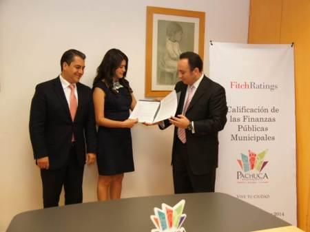 reconocimiento de finanzas publicas a pachuca