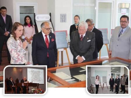 exposicion de documentos de la independencia en el poder judicial