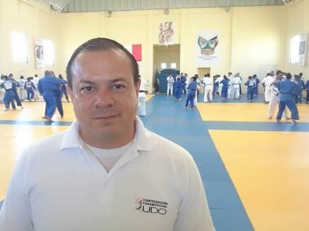 lopez uribe, confederacion panamericana de judo