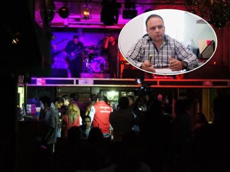 operativo nocturno a bares de pachuca