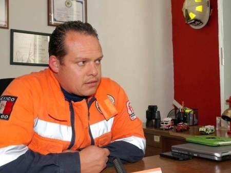 proteccion civil apoya operativo en panteon