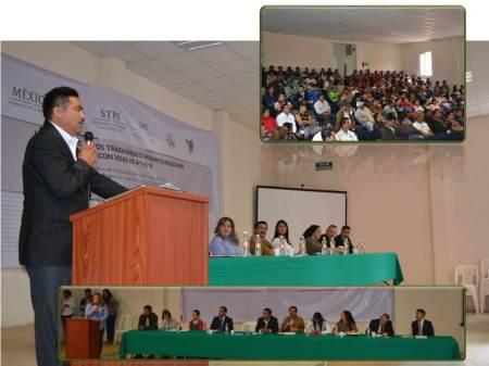 taller de derechos para migrantes