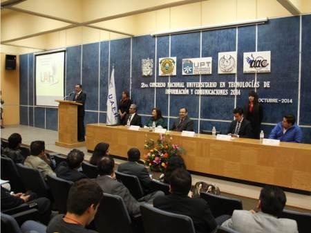 congreso internacional universitario de tecnologia de la informacion