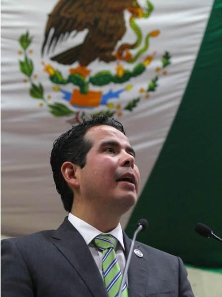Concede Congreso del Estado licencia por tiempo indefinido a Gadoth Tapia