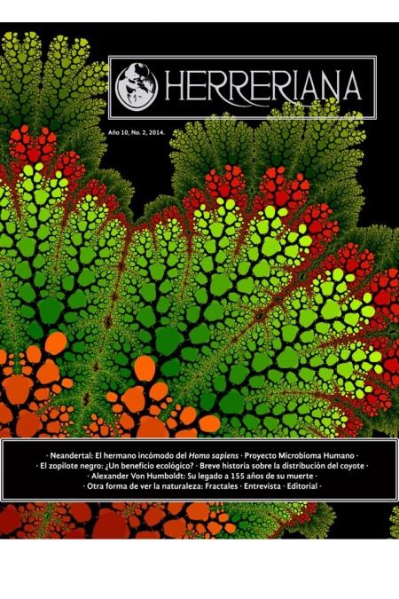 Emiten biólogos nueva versión de Revista Herreriana