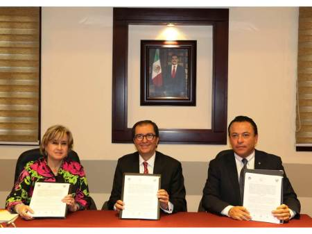 firma de convenio UNFPA