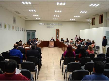 dictamen final de auditoria y fiscalizacion a partidos politicos en el IEEH