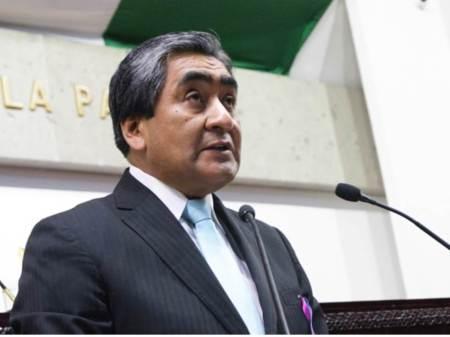 El legislador del Partido Nueva Alianza (PNA), Víctor Trejo Carpio
