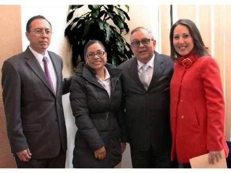 Isabel  Sepúlveda, nueva directora del Centro Estatal de Justicia Alternativa