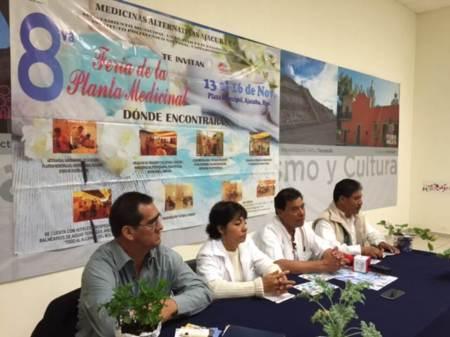 8ª Feria de la Planta Medicinal en Ajacuba