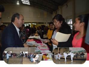 En Tizayuca 700 personas concluyen sus cursos en CDC`s