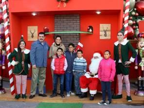 fortalecen festividades navideñas en Pachuca