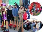 fortalecen festividades navideñas en Pachuca2