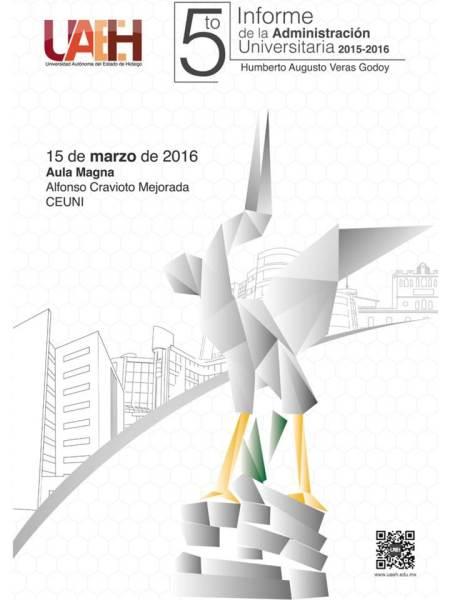 En marzo, presentará UAEH avances institucionales