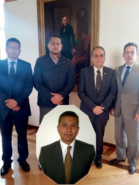 Ezequiel Salinas González, nuevo director de Protección Civil en la UAEH