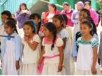 Niñas y niños del municipio de Chilcuautla reciben credenciales de Cazador@s de Saberes4