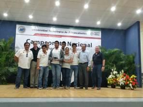 Obtiene Hidalgo cuatro pases al Mundial de Robótica en Campeonato Nacional