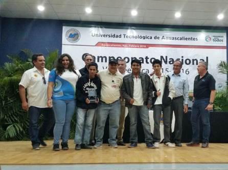Obtiene Hidalgo cuatro pases al Mundial de Robótica en Campeonato Nacional4