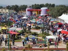 Rebasan expectativas en la Segunda Exhibición del Club Mustang Metropolitano celebrada en Tizayuca4
