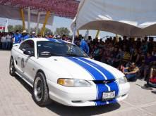 Rebasan expectativas en la Segunda Exhibición del Club Mustang Metropolitano celebrada en Tizayuca5