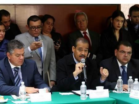 Reforma a leyes, fortalece la hacienda pública,  Fernando Moctezuma