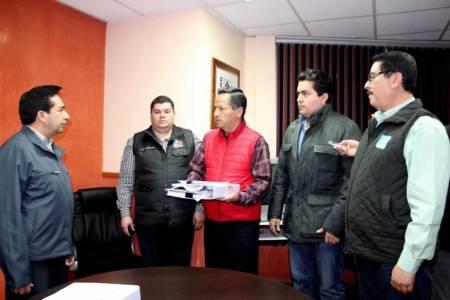 """Registran en el IEE las coaliciones """"Cambiemos el Rumbo"""" y """"Un Hidalgo con Rumbo"""""""