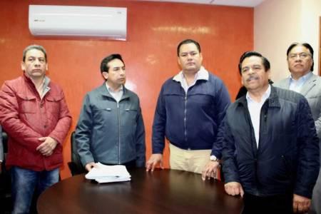 """Registran en el IEE las coaliciones """"Cambiemos el Rumbo"""" y """"Un Hidalgo con Rumbo""""2"""