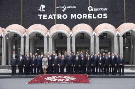 Suma de voluntades, se refleja en acuerdos para un mejor desarrollo del país, Enrique Peña Nieto