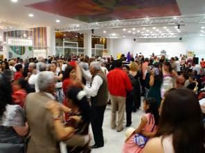 Centro Cultural El Reloj, estrenado con el programa Viernes de Danzón