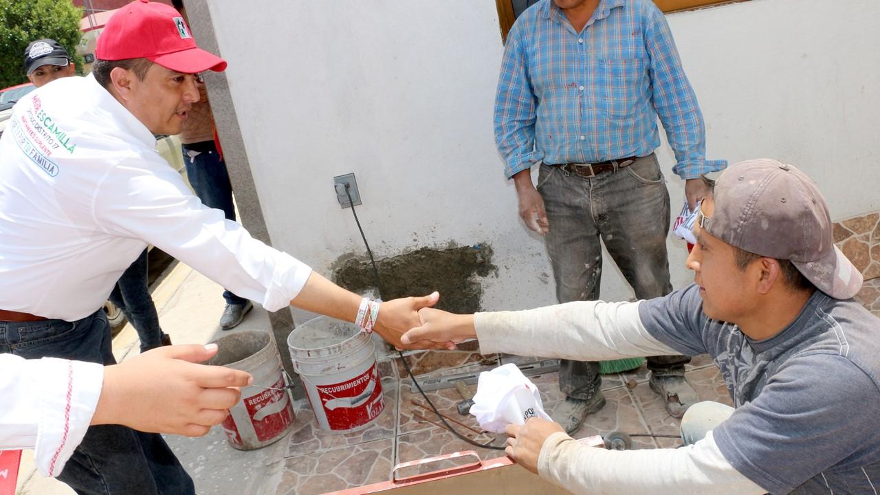 Brigadas de limpieza en colonias propuesta de escamilla - Limpieza banos ...