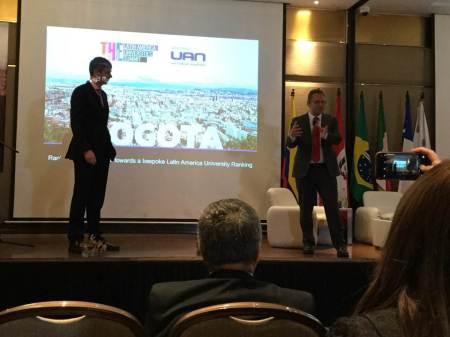 UAEH, de las mejores 50 universidades en Latinoamérica