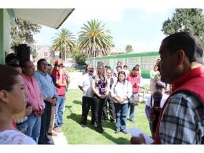 Fernando Moctezuma gestiona beneficios para la niñez de la región de Tula